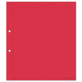 Working Paper Covers - Red