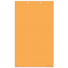 Working Paper Covers - Orange