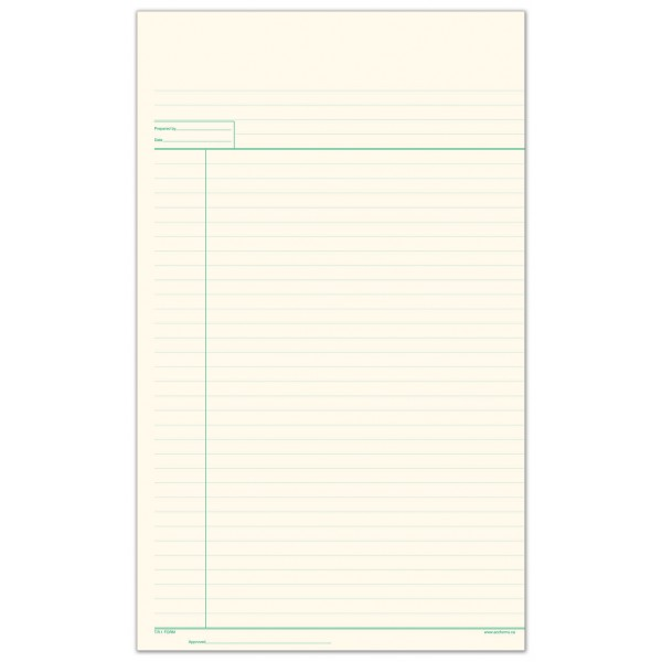 T.R.1 Form | Accounting Forms Supply Co. Ltd.