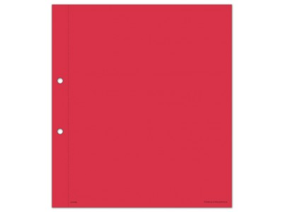 Working Paper Covers - Red (large)