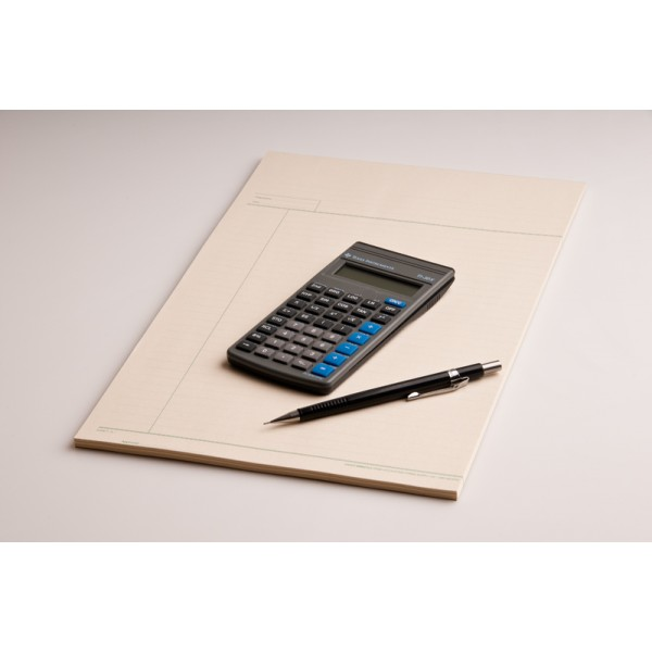 how to use a columnar pad for bookkeeping